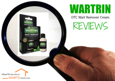 Wartrin Reviews: OTC Wart Remover Cream Not Working?