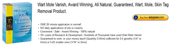 Wart Mole Vanish Amazon Reviews Rating