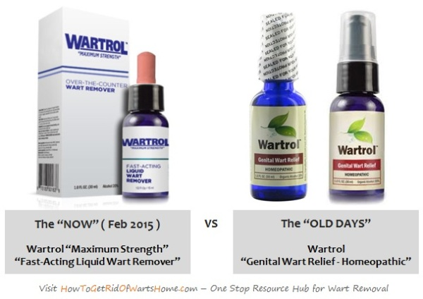 Wartrol Reviews Doesn T Work For Genital Warts Removal Because