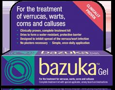 bazuka wart remover instructions