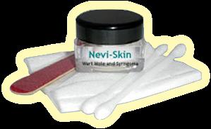 Nevi Skin Cream