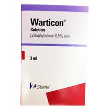 warticon solution
