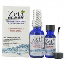 ZetaClear Spray and Oral Nail Fungus Removal