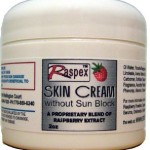 Raspex Raspberry Cream with Sun Block
