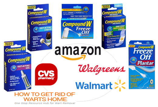 Compound W Skin Tag Remover Walmart Walgreens Amazon