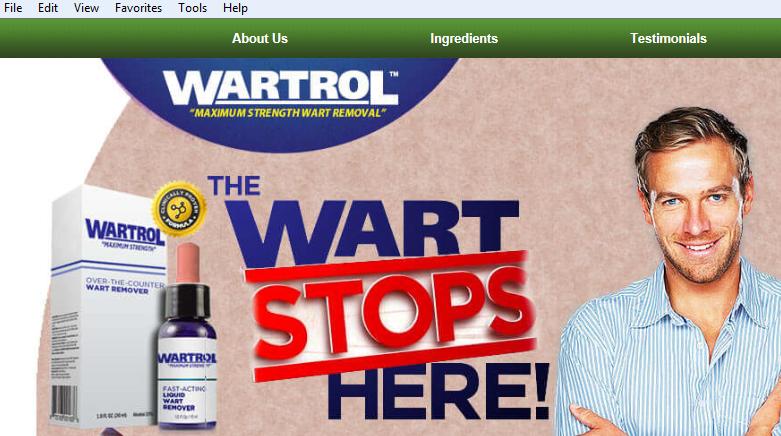 Wartstop24 Liquid Review vs Wartrol