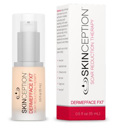 Dermefface fx7 review skinception scar