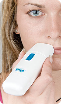virulite cold sore machine device review