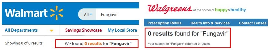Fungavir Walgreens Walmart Where To Buy