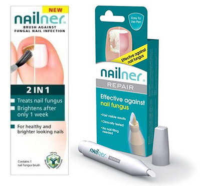 Nailner Repair 2 in 1 Pen Brush Spray