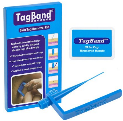 TagBand Skin Tag Removal Kit Device